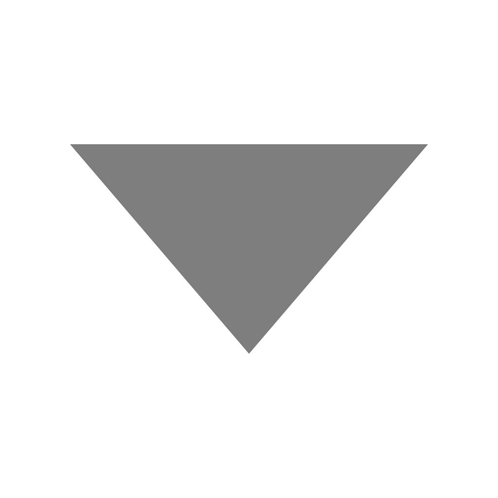 Image result for arrow down grey