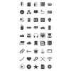 45 Computer & Hardware Glyph Icons - Preview - IconBunny