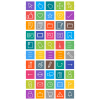 50 Interface Line Multicolor B/G Icons - Preview - IconBunny