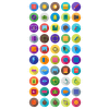 50 Picture Editing Flat Shadowed Icons - Preview - IconBunny