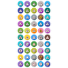 50 Traffic Signs Flat Shadowed Icons - Preview - IconBunny