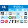 Healthcare Icons Bundle - Overview - IconBunny