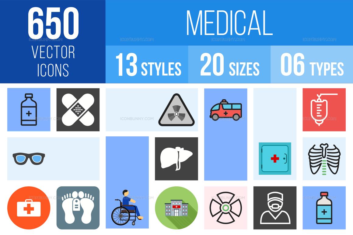 Medical Icons Bundle